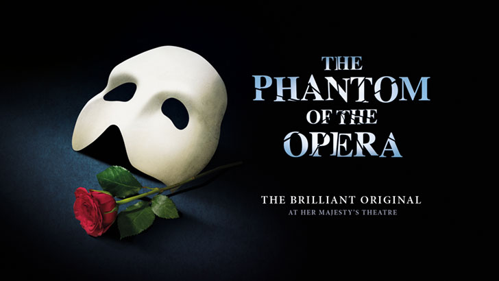 phantom of the opera Discover Greece in the UK