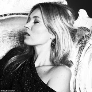 kate moss Discover Greece in the UK