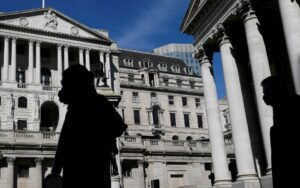 bank of england Discover Greece in the UK