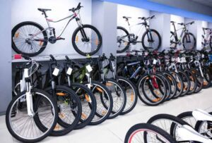 modern bicycles shop june172020 min Discover Greece in the UK
