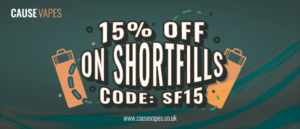Shortfill Discount banner Discover Greece in the UK